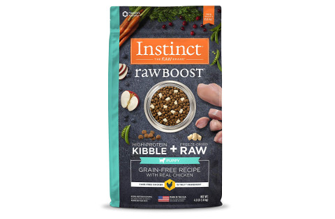 Instinct Raw Boost Grain Free Chicken Puppy Formula