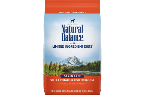 Natural Balance LID Sweet Potato