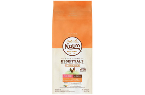 Nutro Wholesome Essentials Healthy Weight for Small Breeds