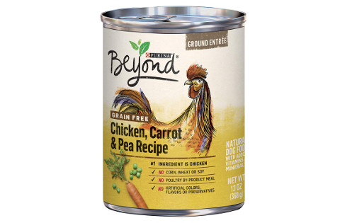 Purina Beyond Ground Entree Grain Free Canned Dog Food