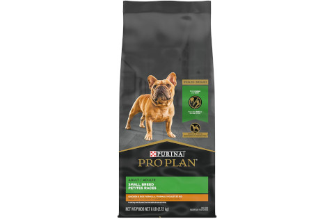 Purina Pro Plan for Small Breeds
