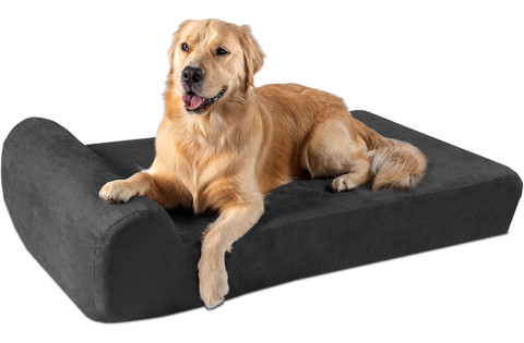 "Big Barker 7"" orthopedic water-resistant dog bed"